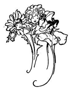 Margaret Ely Webb: Aldine Readers A First Reader Black Ink Tattoos, Cute Tattoos, New Tattoos, I Tattoo, Small Tattoos, Fairy Tattoo Designs, Ink Addiction, Aesthetic Tattoo, Vintage Fairies