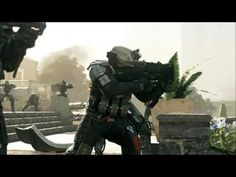Really Slow Motion - Waiting In Sorrow (Call of Duty: Infinite Warfare -...