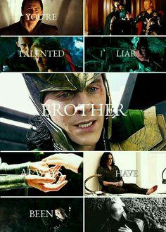Loki's sad truth