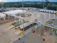 Cryogenic vaporizers and plants for Air Gases and LNG | Cryonorm B.V.