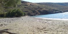 Platis Gialos Beach in Serifos Island, Greece