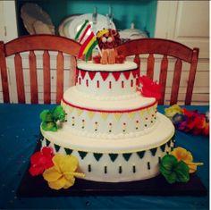 Rasta Themed cake