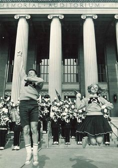 1970 University of Minnesota Homecoming rally.