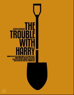 """""""The Trouble With Harry"""" (1955) directed by Alfred Hitchcock, starring Edmund Gwenn, John Forsythe"""