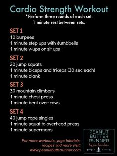 workout combining bodyweight cardio exercises with strength exercises.A workout combining bodyweight cardio exercises with strength exercises. Hiit, Amrap Workout, Tabata Workouts, Boot Camp Workout, At Home Workouts, Workout Circuit, Group Workouts, Pyramid Workout, Circuit Training Workouts