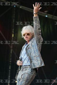 Latitude Festival, Henham Park, Southwold, Suffolk, Britain - 19 Jul 2015 Bob Geldof - The Boomtown Rats 19 Jul 2015