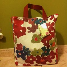 Flowers handbag!!! Bolso floreado!!!