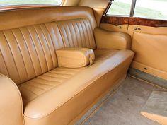 1954 Rolls-Royce Silver Wraith 'Phantom IV' Saloon by Freestone & Webb Rolls Royce Phantom 2, Rolls Royce Silver Wraith, Auction, Airstream, Jr, Furniture, Home Decor, Collection, Decoration Home