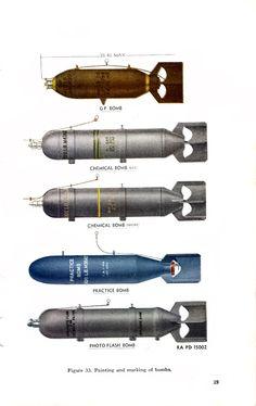 US WW2 100 pound incendiary bomb