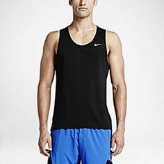 Nike Zonal Cooling Contour Men's Running Tank