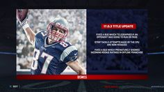 Madden NFL 17 Patch 1.03 Released - http://www.sportsgamersonline.com/madden-nfl-17-patch-1-03-released/