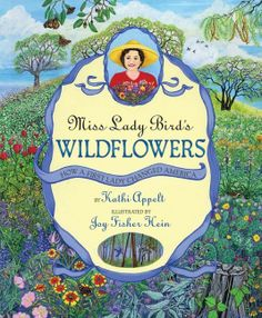 Miss Lady Bird's Wildflowers Canton, Ohio  #Kids #Events