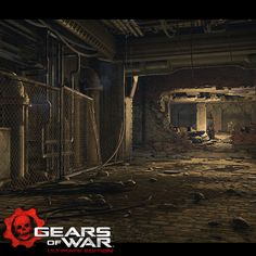 Gears of War: Ultimate Edition - Outpost, Lethal Dusk & Powder Keg, Jussi Brox on ArtStation at https://www.artstation.com/artwork/gears-of-war-ultimate-edition-outpost-lethal-dusk-powder-keg