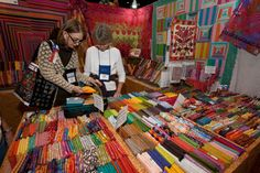 My Bucket list is to be able to spend Thurs-Sunday at the Houston Quilt Festival. I'm originally from California, but now live in Texas (near Lubbock). To spend the 4 days at Houston Quilt Festival has been a goal for years. - Margie - #HouBList - MyHoustonBucketList.com (Picture by Image Catcher Photography)