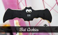 Bat cookie~               by kitsch, #, black