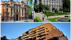 "The complex of military buildings: ""splendor and despair"" of Belgrade"