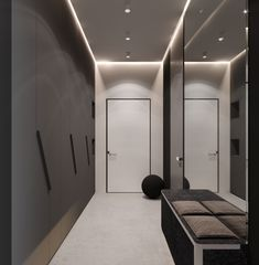 33 Casual Home Corridor Design Ideas For Your Home Inspiration Home Room Design, Interior Design Living Room, House Design, Home Entrance Decor, House Entrance, Small Apartment Interior, Apartment Design, Flur Design, Halls