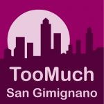 iPhone guide for San Gimignano in Tuscany for free. Download TooMuchSanGimignano