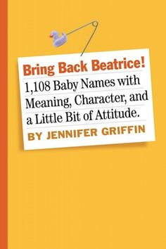 The Best Baby Naming Sites... for my characters :)