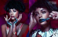 Beauty - Nicole Meyer by Marcelo Cantu for Schön 2