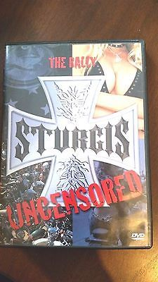 Sturgis Uncensored (DVD, 2004) The Rally