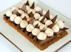 Gâteau craquant au chocolat très inspiré de L'Encyclopédie du chocolat - Et si c'était bon...