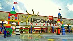 UNIVERSAL STUDIOS SINGAPORE & LEGOLAND THEME PARK TOUR PACKAGES 4D3N - 1001malam.com