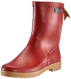 Aigle Bison Damen Halbschaft Gummistiefel: Amazon.de: Schuhe & Handtaschen