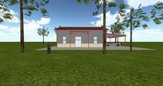 Cool 3D #marketing http://ift.tt/2E4t99o #barn #workshop #greenhouse #garage #roofing #DIY