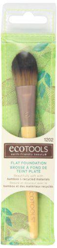 EcoTools Flat Foundation Brush $3.90 #bestseller