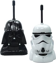 Pin for Later: 60 Ridiculously Awesome Star Wars Gifts Starting at Star Wars Walkie Talkie Stormtrooper, Darth Vader, Sith, Mc Toys, Talkie Walkie, Epic Film, Theme Star Wars, Star Wars Gifts, Toys