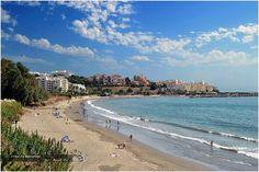 Playa del Cristo Estepona.