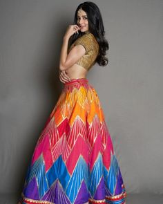 Want to see what B Town celebs are wearing this diwali? From Alia Bhatt, to Ananya Pandey, check out the top Bollywood Celebrity Diwali Looks this season. Indian Celebrities, Bollywood Celebrities, Bollywood Fashion, Bollywood Actress, Bollywood Stars, Bridal Lehenga, Lehenga Choli, Lehnga Dress, Indian Lehenga