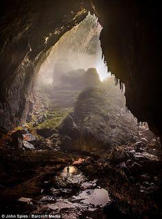 Um portal escondido para outro mundo - uma caverna subterrânea 'secreta' no Vietnã - ÓtiMundo!