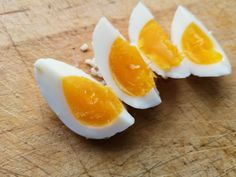 Pickling boiled eggs with Shio Koji is one of the easiest recipes. You can also try with half-boiled eggs. The taste cha Half Boiled Egg, Boiled Eggs, Picked Eggs, Rice Congee, Pickling, Japanese Food, Tapas, Easy Meals, Canning
