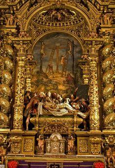Iglesia de la Caridad de Pedro Roldán, Seville