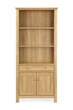 This has the cupboard and the shelves, so is an option. Stanton® Tall Shelves from the Next UK online shop