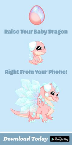 Dragonvale Has Over 300 Epic Dragons and Exotic Hybrids You Can Breed Right From Your Mobile Phone.