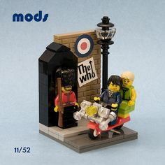 "Mods   ""We are the Mods!"" Quadrophenia inspired Vignette 11/…   Flickr"