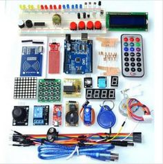 Find More Sensors Information about NEWEST RFID Starter Kit for Arduino UNO R3 Upgraded version Learning Suite With Retail Box,High Quality kit for arduino,China kit kits Suppliers, Cheap kit for arduino r3 from Goldeleway smart orders store on Aliexpress.com