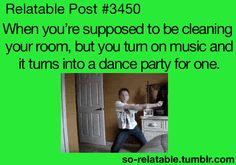 Yep. Pretty much my life.