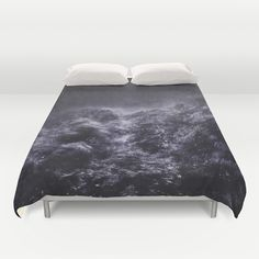 Sometimes ... the trees are angry Duvet Cover , by Happy Melvin -   Available as T-Shirts & Hoodies, Stickers, iPhone Cases, Samsung Galaxy Cases, Posters, Home Decors, Tote Bags, Prints, Cards, Kids Clothes, iPad Cases, and Laptop Skins