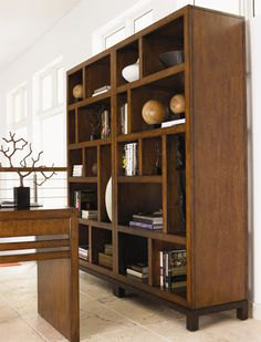 6 things to do with bookcases (including storing books).
