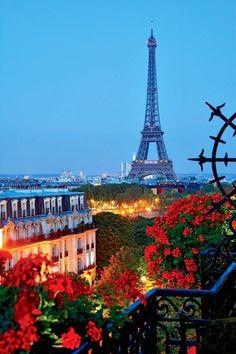 Beautiful Photo of Paris