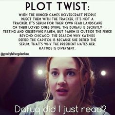 Divergent/ Hunger Games crossover!!! Guys I pinned this by accident on this board STAAAP