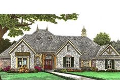 House Plan 310-968** my fav for one story