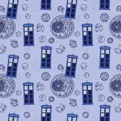 Madman in a Blue Box (3681 views)  Travel all of space and time with your favorite Gallifreyan Time Lord.