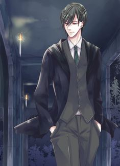 He looks like Ginoza from Psycho Pass. Btw I like Ginoza, so #destiny | Tom Marvolo Riddle/#1651883 - Zerochan