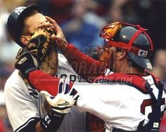 Jason Varitek Boston Red Sox AROD fight Yankees 8x10 11x14 16x20 photo 307 - Size 16x20 by Your Sports Memorabilia Store. $24.99