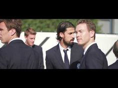 TRUSSARDI & JUVENTUS | Official Formal Suit 2015/16 - YouTube